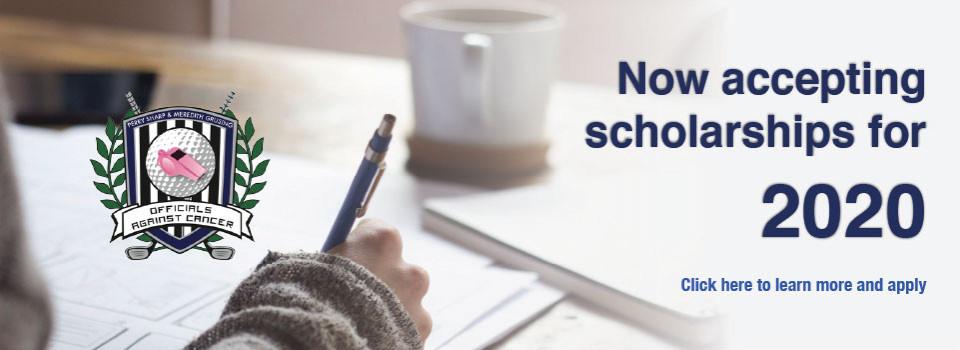 Scholarship Applications 2020
